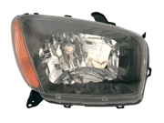 Toyota 2001-2003 Rav4 Headlight Assembly With Sport Pair