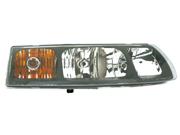 Saturn 2002-2004 Vue Headlight Assembly Passenger Side
