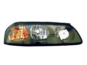Chevrolet 2000-2004 Impala Headlight Assembly To 02/2005/04 Pair
