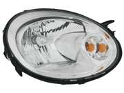Dodge 2003-2005 Neon Headlight Assembly Driver Side From 5/13/03