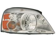 Ford 2004-2007 Freestar/Monterey Headlight Assembly Driver Side