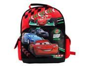 Cars Large Backpack - Top Racers