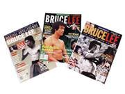 3 Bruce Lee Jeet Kune Do Magazines: Martial Arts Legends 1/97 12/95 9/94 MINT! Collectible