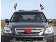 Rudolph The Red Nosed Reindeer Car Costume