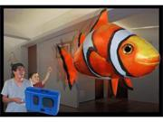 Remote Control Flying Clownfish