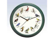 Audubon Bird Clock - 8""