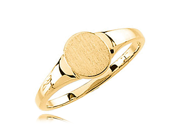 A Fetching Signet Ring Size=4