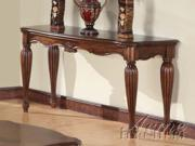 Occasional Table Sofa Table in Cherry Finish by Acme