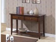 Occasional Sofa Table in Walnut Finish by Coaster Furniture