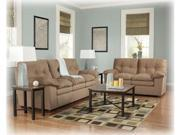 Mercer Mocha Loveseat By Ashley