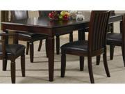Ramona Dining Table in Walnut Finish by Coaster
