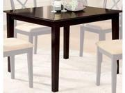Sydney Dining Kitchen Table in Espresso Finish by Furniture of America