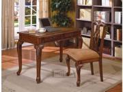 Fairfax Home Office DeskChair Set By CrownMark Furniture
