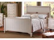Summer Breeze Eastern King Size Bed By Homelegance Furniture