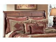"""""""Famous Brand""""Timber line Queen Size Headboard inWalnut  Finish"""