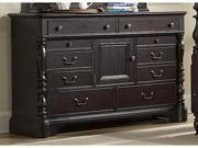 Jackson Park Dresser By Homelegance Furniture