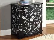 Judson Black Finish Bombay Chest  BOMBAY CHEST
