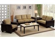 Elephant Skin Microfiber / Leatherette Sofa