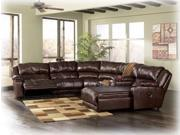 Right Facing Java Sectional by Ashley Furniture