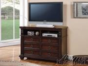 Dakura TV Console in Cherry by Acme Furniture