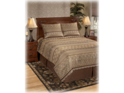 Queen TOB Set (4 Piece) in Java - Signature Design by Ashley Furniture
