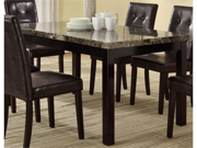 Casual Dining Table By Poundex