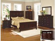 London Bedroom Suite (King) by Crown Mark