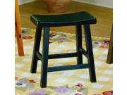 24 Sh Stool in RTA of Saddleback Collection by Homelegance