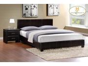 Zoey Queen Bed By Homelegance