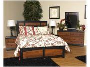 Queen/Full Panel Headboard in Dark Brown - Signature Design by Ashley Furniture