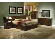 Jessica Queen Platform Bed Set by Coaster Furniture