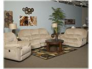 Reclining Sofa in Putty Color Fabric by Ashley Furniture