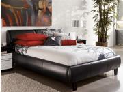 Black Queen Upholstered Storage Bed by Ashley Furniture