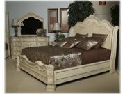 Queen Sleigh Headboard in Light Opulent Color by Ashley Furniture