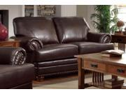 Colton Love Seat with Elegant Design Style