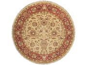 Taj Mahal Collection 8' Round Rug (TJ-1132)