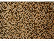 "5' x 7'3"" Leopard Skin Rug by Fun Rugs"