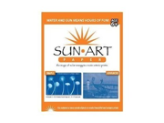 "Tedco 8"" X 10"" Sun Art Paper Kit - Use the Magic of Solar Energy to Create Artisitc Prints"