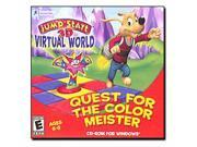 JumpStart 3D Virtual World - Quest For The Color Meister