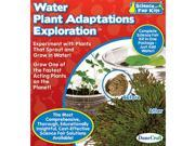 WATER PLANT ADAPTATIONS