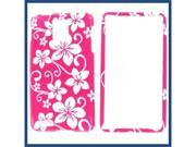 Samsung i997 (Infuse 4G) Pink Hawaii Protective Case