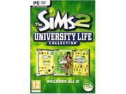 SIMS 2: UNIVERSITY LIFE COLLECTION