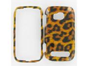 Nokia 710 (Lumia) Leopard Protective Case