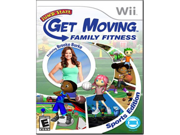 Jumpstart Get Moving Family Fitness (Nintendo Wii)