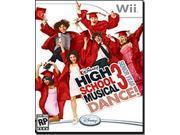 Disney High School Musical 3: Senior Year (Nintendo Wii)