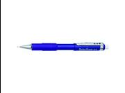 Pentel QE515V Twist-Erase III Mechanical Pencil HB, #2 Pencil Grade - 0.5 mm Lead Size - Violet Lead - Violet Barrel - 1 Each