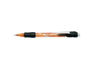 Pentel AL27RDF Icy Razzle Dazzle Mechanical Pencil #2, HB Pencil Grade - 0.7 mm Lead Size - Fluorescent Orange Lead - Orange Barrel - 1 / Each