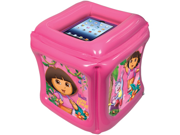 CTA DIGITAL NIC-DIC THE NEW IPAD(R) 3RD GEN DORA THE EXPLORER &#59;INFLATABLE PLAY CUBE