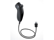 Wii Nunchuk Controller Black