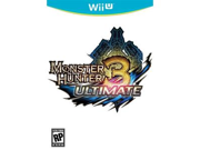 Monster Hunter 3 Ultimate WiiU